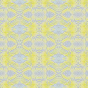 Palm yellow grey