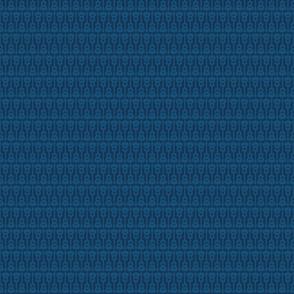 X-small scale • Hawaiian ukulele all blue