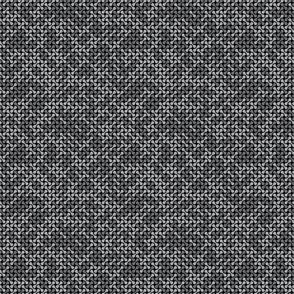 Small scale • Geometric metaball black & grey