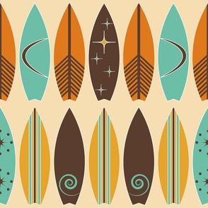 Retro Surfboards