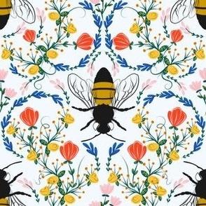 Bee_garden_white
