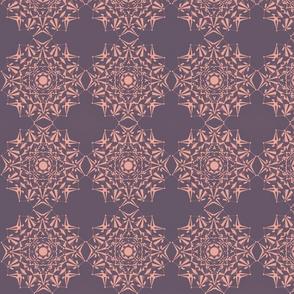 Etrella en rosa