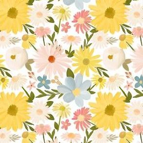 summer daisies - small