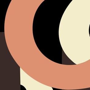 Ribbons & Circles - Jumbo