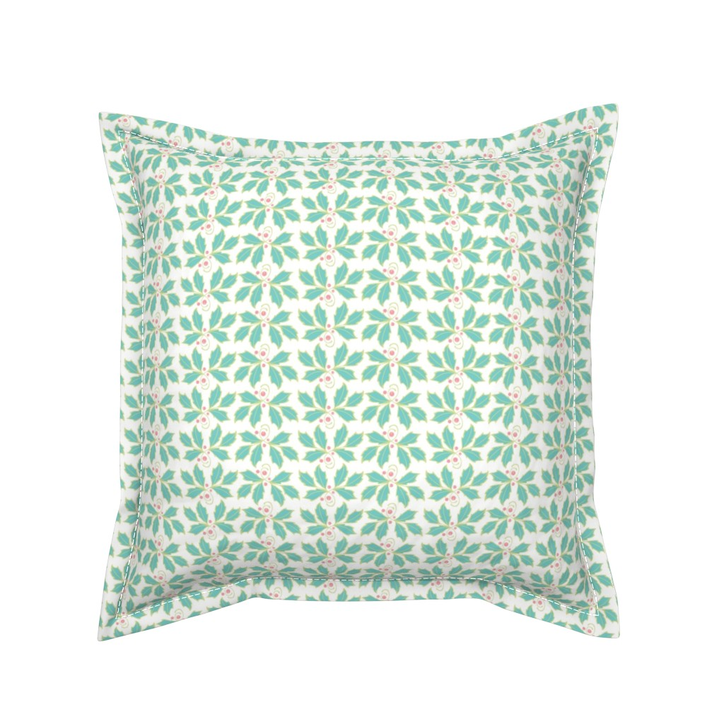 Serama Throw Pillow featuring Holly by cindylindgren