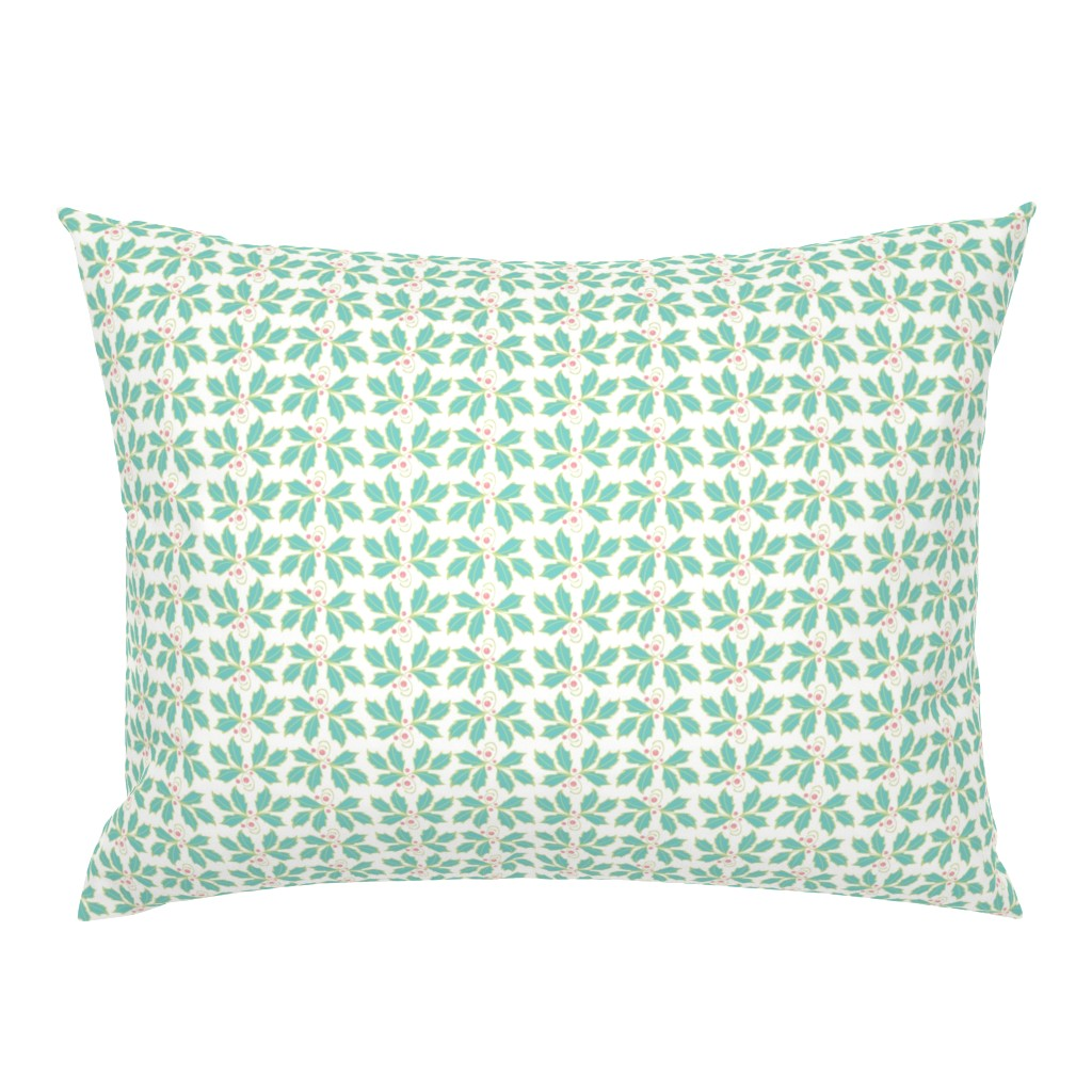 Campine Pillow Sham featuring Holly by cindylindgren