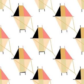 Medium Geometric Kites