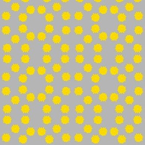Yellow flowery spots by Kaorina-small scale