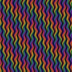 Rainbow Crunch//Small Scale