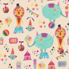 Life is a Circus! Enjoy the Show