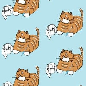 Vaccine Corona Cat 1