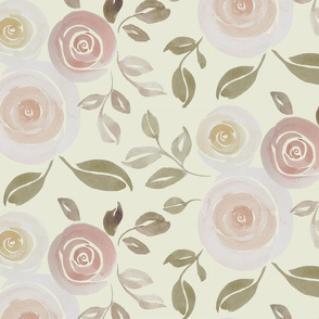 orchard roses one in  ANTIQUE