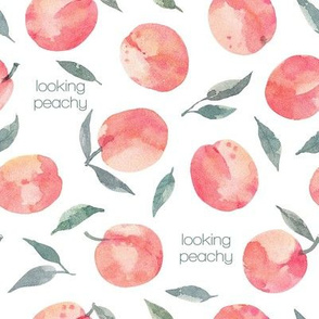 Looking Peachy