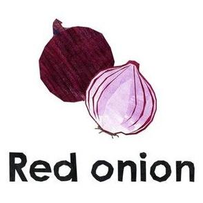 "red onion - 6"" panel"