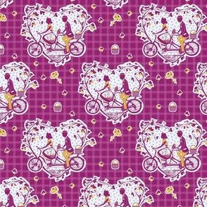 Mulberry Tandem Picnic