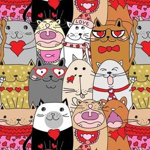 Kitty Cat Love-In