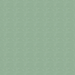 Abstract Sand Pattern - Sage Green