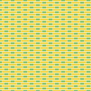 Green and Yellow Blocks