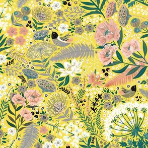 Floral Pantone 2021