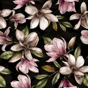 "12"" Magnolia Flower Blossoms Garden"