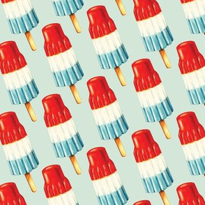 USA Popsicle Pattern