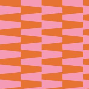 Lahara   Bubble Gum Pink + Orange