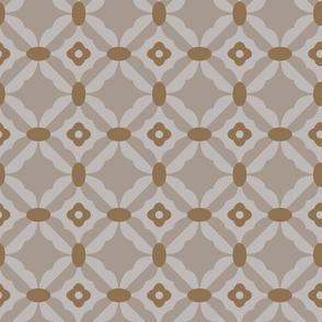 neutral browns cottage tile