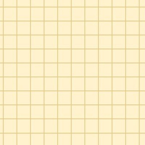 bugs small scale geometric checks in pale yellow