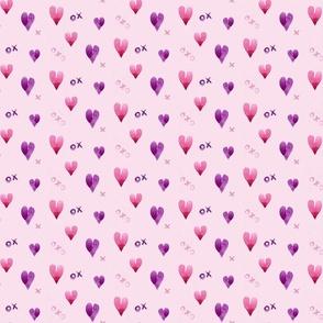 sweethearts pink
