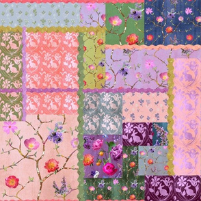 Spring Dreaming Patchwork