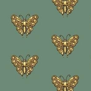 Liliuokalanis butterfly