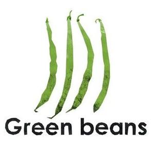 "green beans  - 6"" panel"