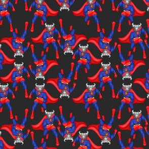 bull superman
