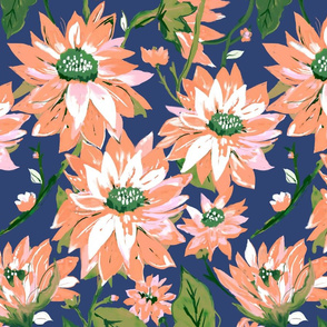 Casita Floral - D