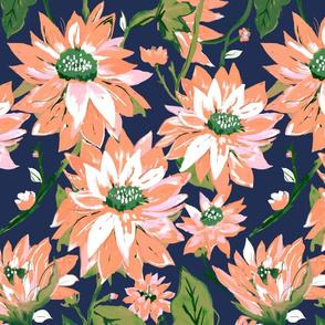 Casita Floral - B