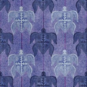 Tapa Turtles 1B Purple