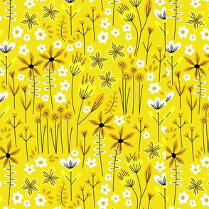 Monica (Bright yellow)