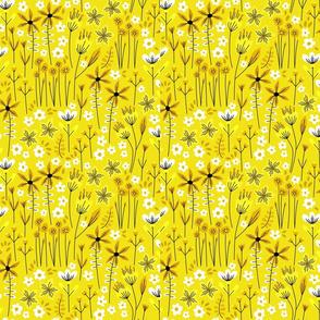 Monica (bright yellow) (small scale)