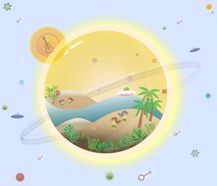 Hawaii Planet