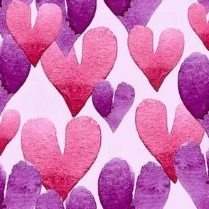 sweethearts big lavender