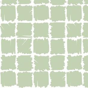 Sketch cubes - green