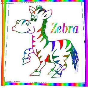 Zebra Extraordnaire
