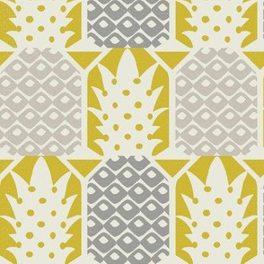 Pineapple Martinis - neutral gray