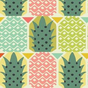 Pineapple Martinis
