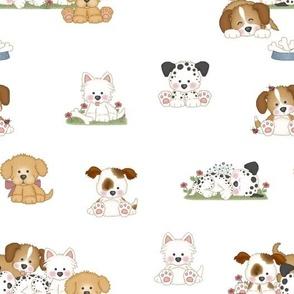 Puppy Dog Baby Nursery