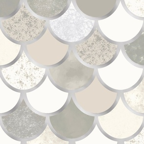 Not-your-granny's Doilies - Lime