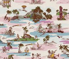 POLYNESIAN PARADOX PARADISE