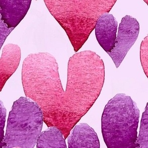 sweethearts big scale lavender
