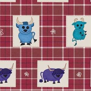 Babes - Blue Ox Quilt