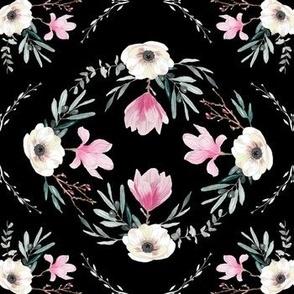 Magnolias Tiles